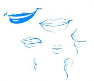 how to draw lips step by step guide how to draw