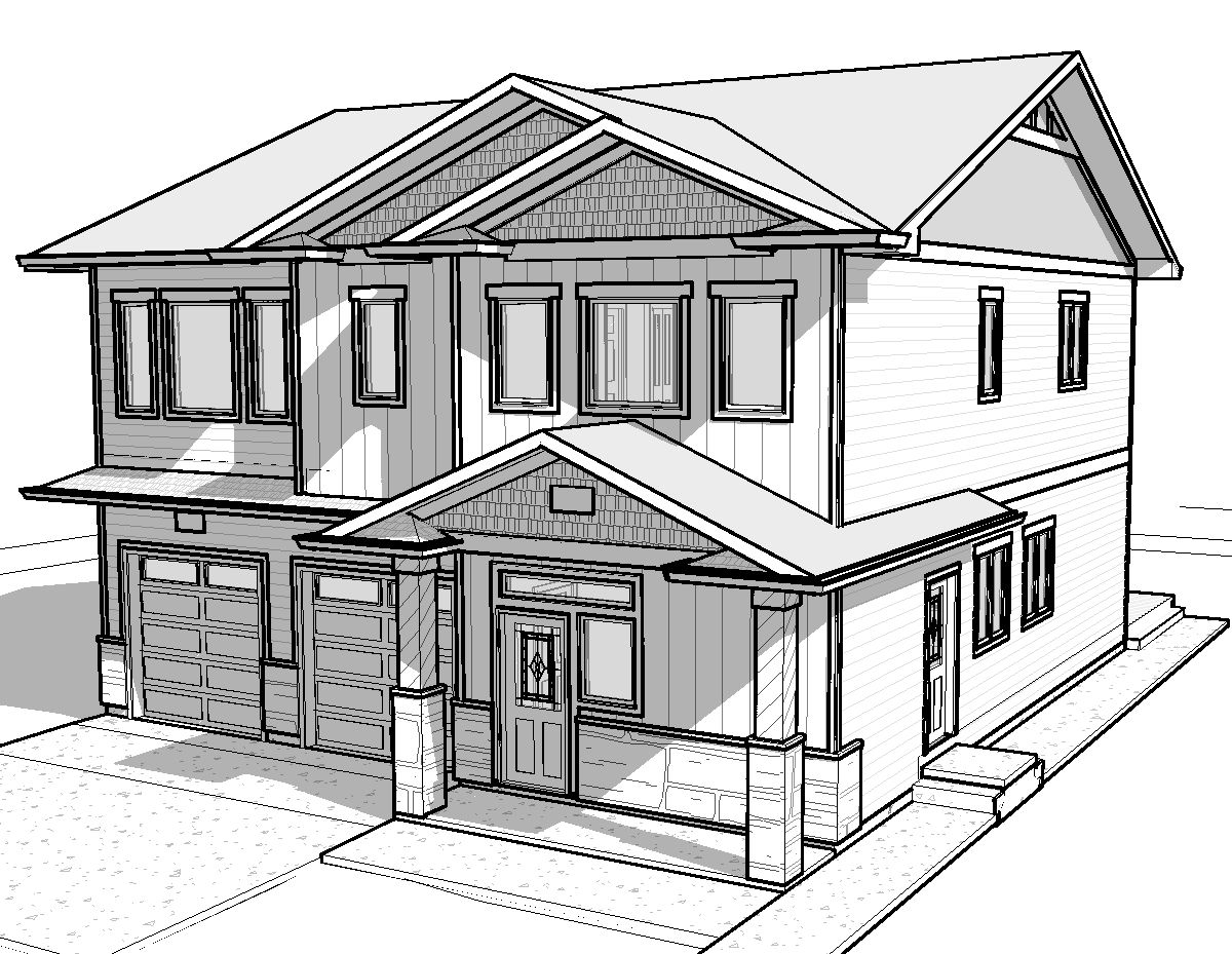 How To Draw House Step By Step Guide How To Draw