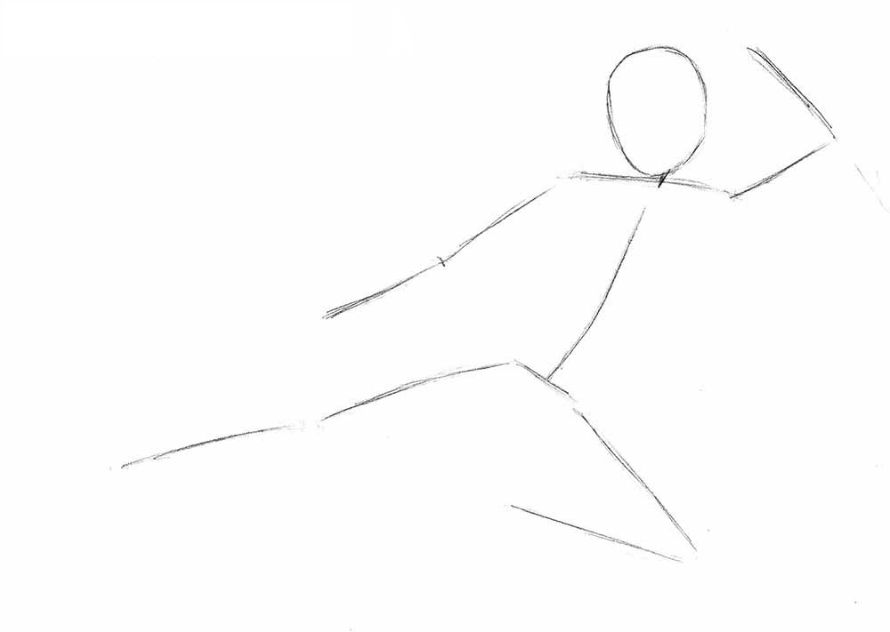 1-How-to-Draw-a-classic-Ninja
