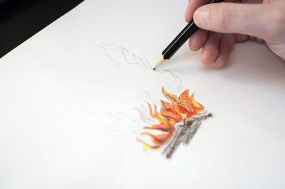 Draw Smoke Clouds