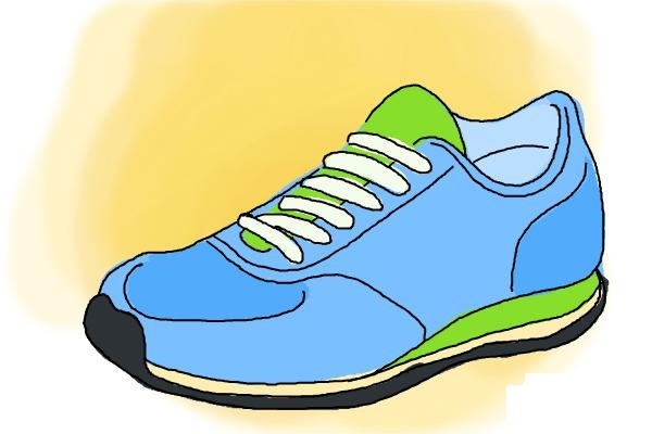 Easy to draw shoes