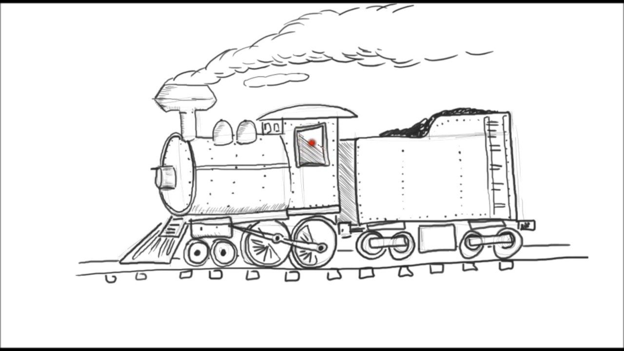 How to Draw Steam