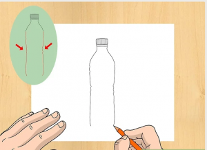 How to Draw Water Bottle