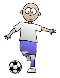 How to Draw a Soccer Player
