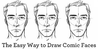 Beginners to Draw Comics